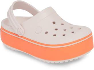 b54cefd6c Crocs TM) Crocband Platform Clog
