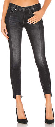 Hudson Jeans Nico Mid Rise Super Skinny.