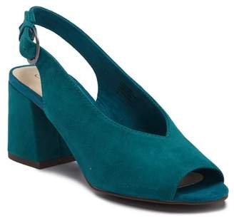 Seychelles Playwright Slingback Suede Sandal