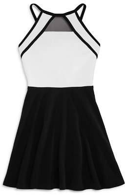 Sally Miller Girls' Color-Block Chelsea Dress - Big Kid