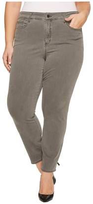 NYDJ Plus Size Plus Size Alina Legging Jeans in Vintage Pewter Women's Jeans