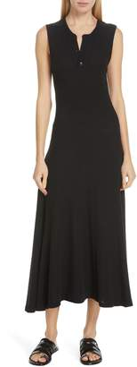 Polo Ralph Lauren Henley Maxi Dress