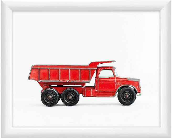 Dump Truck - Leslee Mitchell - 13