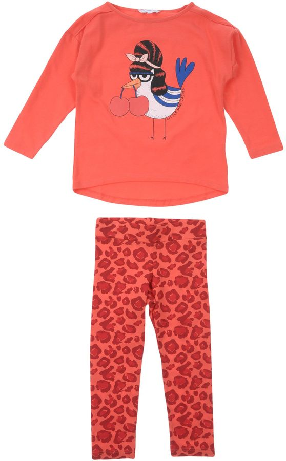 Little Marc Jacobs LITTLE MARC JACOBS Trousers sets