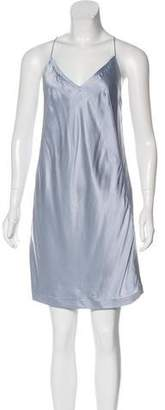 Kaufman Franco KAUFMANFRANCO Sleeveless Silk Dress w/ Tags