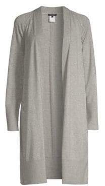 Lafayette 148 New York Long Cashmere Cardigan