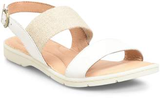 6c8cd13dbabe Born White Sandals - ShopStyle