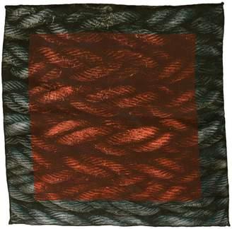 hook + ALBERT Sling Silk Pocket Square