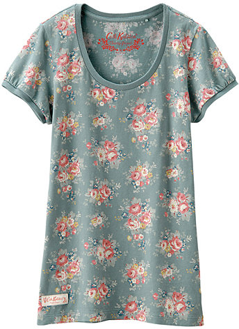 WOMEN Cath Kidston Charity Project Puff Sleeve T D