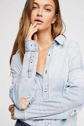 NSF Amada Denim Shirt