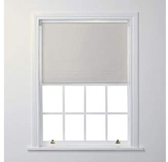 Home Innovations Blackout Roller Blind - Cream