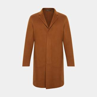 Theory Double-Faced Cashmere Coat