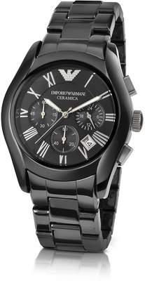 Emporio Armani Men's Ceramic Chrono Watch