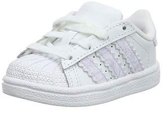 the best attitude 5cdbc 21740 adidas Unisex Babies Superstar I Gymnastics Shoes