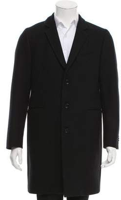 Paul Smith Wool Car Coat
