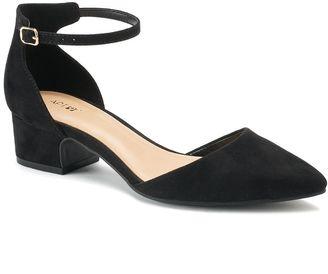Apt. 9® Peppy Women's Dress Heels $49.99 thestylecure.com