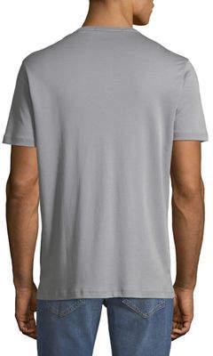 Robert Barakett Men's Jefferson Three-Button Henley Shirt