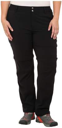Columbia Plus Size Saturday Trailtm II Convertible Pant Women's Casual Pants