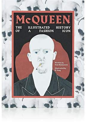 Rizzoli McQueen: The Illustrated History Of The Fashion Icon