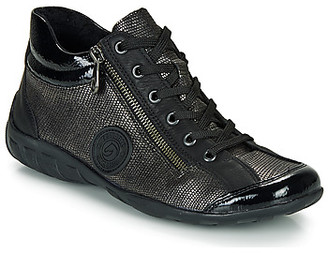 Remonte Dorndorf R3489-93 women's Shoes (High-top Trainers) in Black