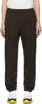 Fendi Brown Forever Tape Lounge Pants