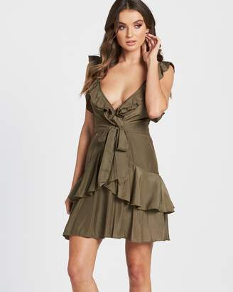Love You And Leave You Mini Dress