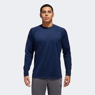 adidas (アディダス) - ADIDAS BASKETBALL LS シューティングシャツ