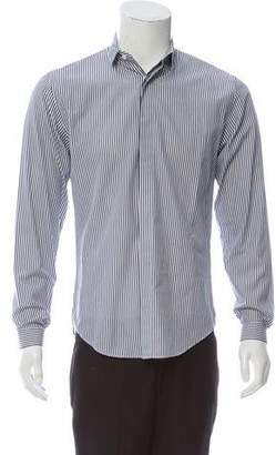 Christian Dior Striped Casual Shirt