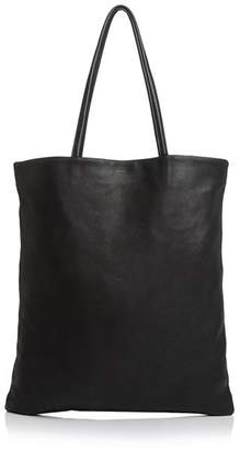 Baggu Flat Leather Tote