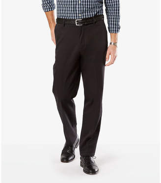 Dockers Signature Stretch Flat Front Pants-Big & Tall