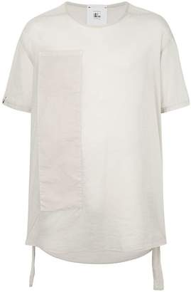 Lost & Found Rooms asymmetric hem T-shirt