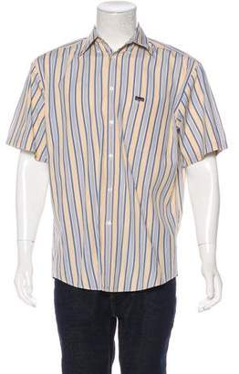 Façonnable Striped Woven Shirt