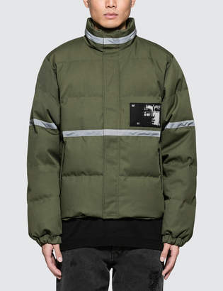 Misbhv Reflective Down Jacket