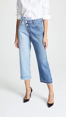 Monse Split Wash Jeans