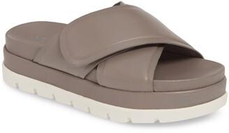 J/Slides Bella Platform Slide Sandal
