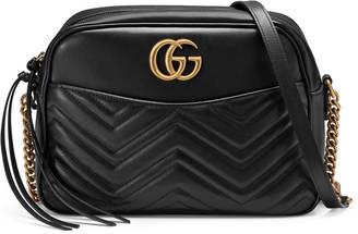 Gucci GG Marmont matelassé shoulder bag