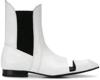 Comme des Garcons x Fluevog x George Cox boots