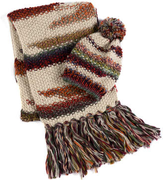 Shiraleah Mia Scarf & Hat Set