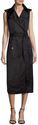 Victoria Beckham Sleeveless Trench Coat