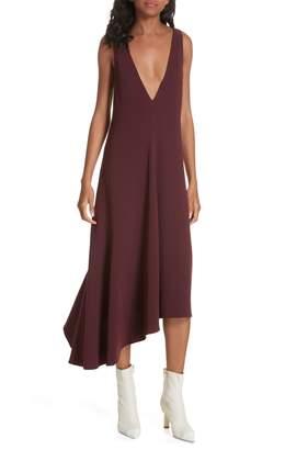 Tibi Drape Dress