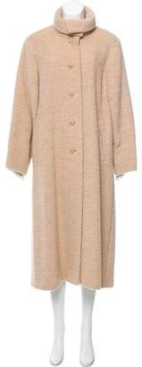 Max Mara Long Tent Coat