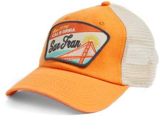 American Needle Ravenswood - Destination San Francisco Hat