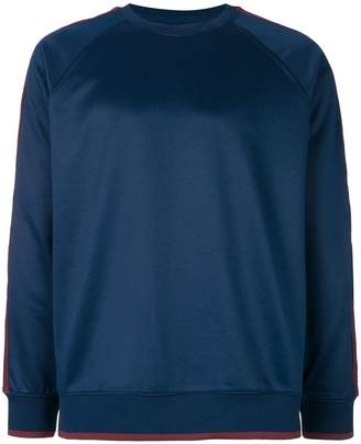 Stussy side strap sweatshirt