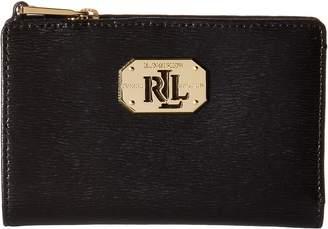 Lauren Ralph Lauren Newbury LRL New Compact Wallet Wallet Handbags