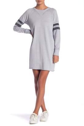 Alternative Raglan Sleeve Sweatshirt Dress