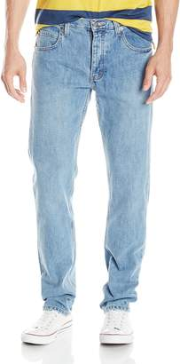 Dickies Men's Regular Straight 5-Pocket Jean with Button Fly