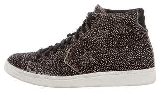 Converse Ponyhair High-Top Sneakers