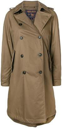 Woolrich Colby trench coat