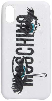 Moschino Capsule Printed Iphone X Case