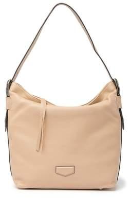 Aimee Kestenberg Shine Away Large Leather Hobo Bag